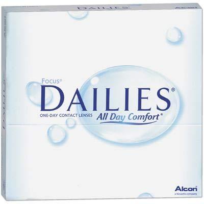 Alcon Focus Dailies 90er Box