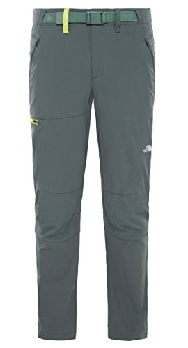 North Face Speedlight Pantalon Homme, Spruce Green, FR (Taille Fabricant : 42)