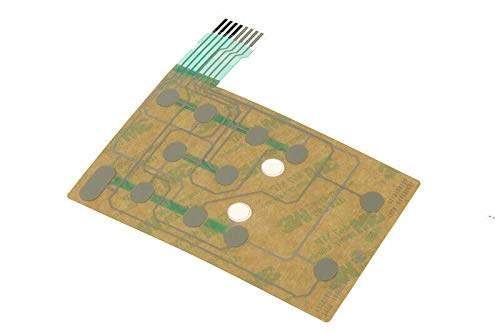 Delonghi membrana contatti tasti forno microonde MW705 MW715 MW765 MW805 MW865