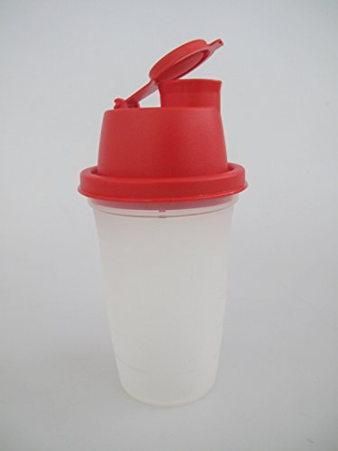 TUPPERWARE Mezclador Mini de 250 ml rojo