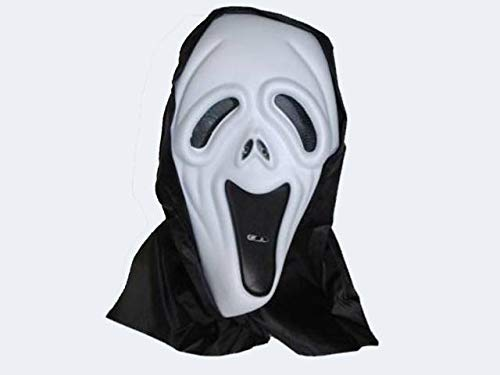 Masque Fantôme - Taille Unique