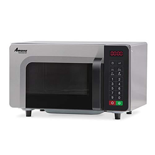 Amana174; RMS10TSA, Commercial Microwave, 0.8 Cu. Ft., 1000 Watt, Touch Controls