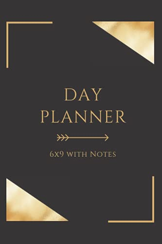 Day Planner: 120 Prompted Pages 6x9 Daily Prompt Journal Luxurious MATTE Cover Gifts For Men Women (With Notes Section)