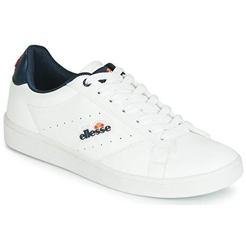 ellesse herensneakers, laag, Marcus EL914484 01 marinewit