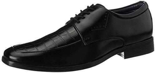 BATA Men's Roch Black Formal Shoes - 8 UK/India (42...