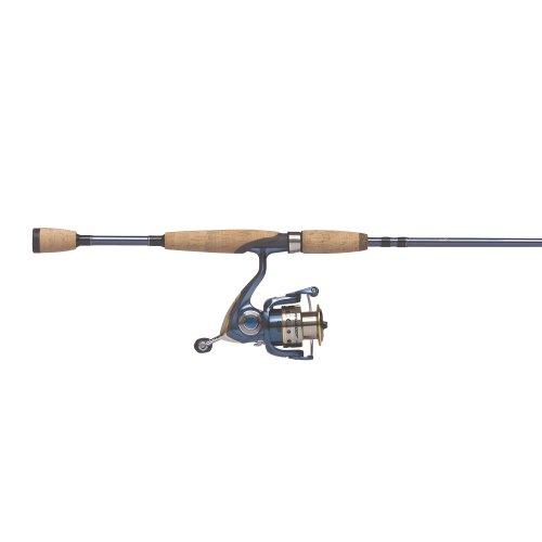 Pflueger President Spinning Fishing Reel and Fishing Rod Combo, 6.5