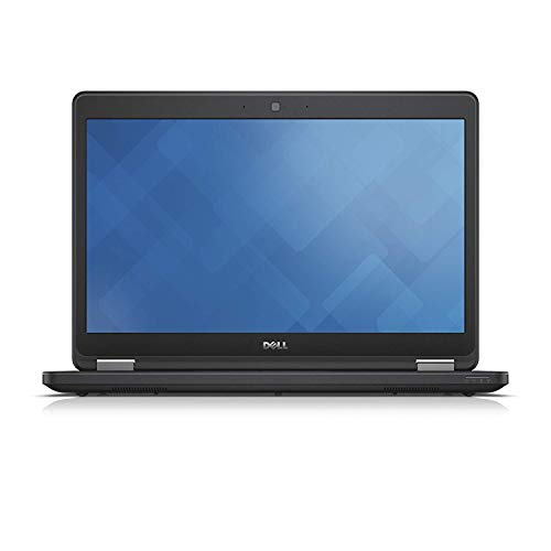 Dell Latitude E5450 - Ordenador portátil de 14' (Intel Core i5-5300U, 8 GB RAM, Disco SSD de 240GB, Windows 10 Profesional) Negro (Reacondicionado)