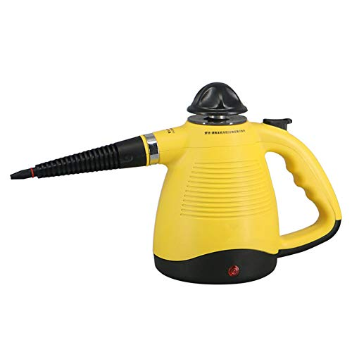 Fantastic Prices! HGFDSA All Natural Multi-Purpose Handheld Pressurized Steam Cleaner Multi-Surface, Chemical-Free Steam Cleaning for Home (350ML)