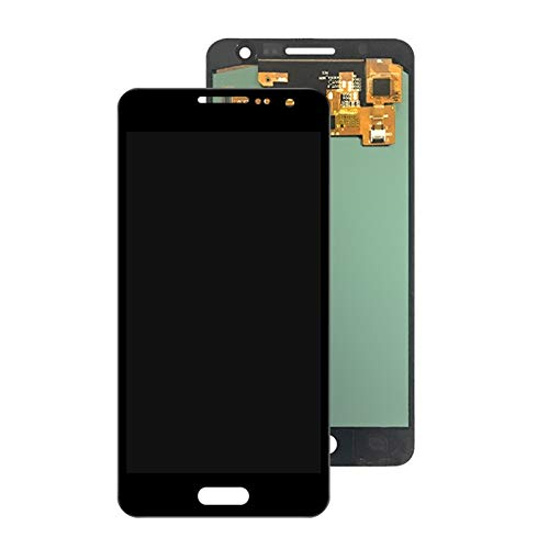 Schermi LCD per telefoni cellulari 4,5'Display LCD Digitizer Touch Screen/Adatto per Samsung A3 2015 A300F A300H Display/Fit per Samsung Galaxy A300 (Color : Original Black)
