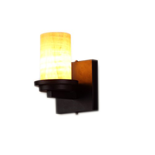 Lampe de mur en verre design (taille : 24 * 15cm)