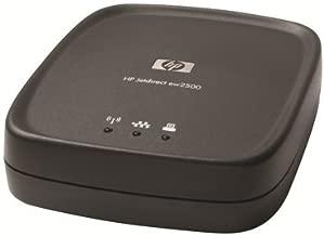 HP J8021A Jetdirect ew2500 Print Server - 802.11b/g Wireless Ethernet, Ethernet, Fast Ethernet 802.3 RJ-45 (10/100Base-TX), Hi-Speed USB 2.0 and 1 Hi-Speed USB 2.0 - With 1 Ethernet, 1 Wireless Ethernet port