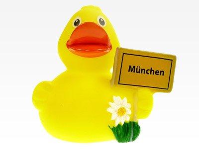 Badeente Stadt München