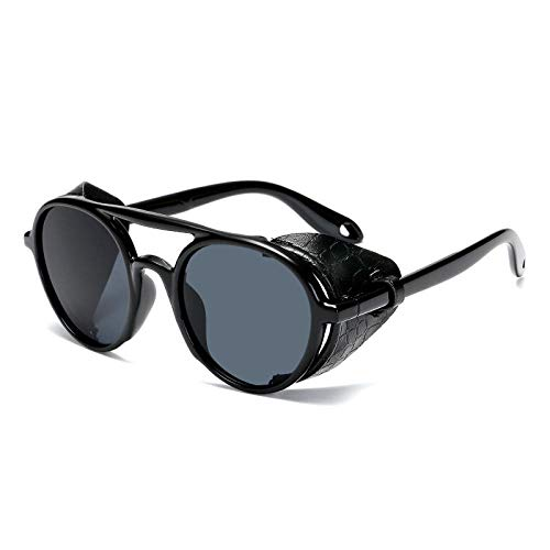 Gafas De Sol Polarizadas Gafas De Sol De Moda Gafas De Sol Redondas Diseñador De La Marca Mujeres Hombres Gafas De Sol Vintage Uv400 Sombras Gafas Oculos De Sol 01