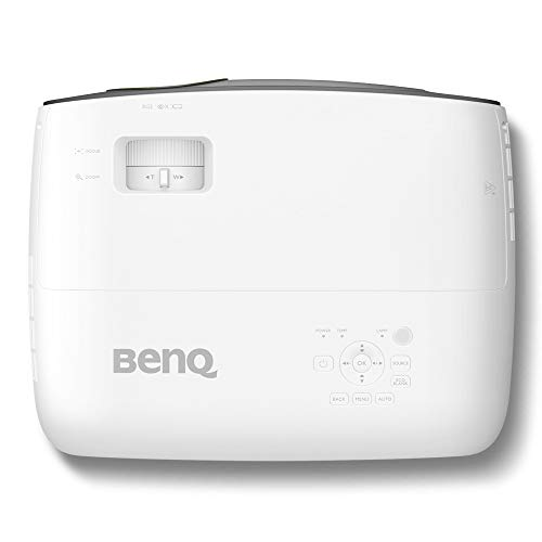 『BenQ ホームプロジェクター HT2550M (DLP/4K/2000lm/HDR10&HLG対応/映画鑑賞/ホームシアター/Cinematic color/Rec.709 100%)』の5枚目の画像