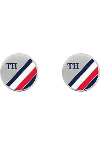 Tommy Hilfiger Herren-Manschettenkn�pfe DRESSEDUP Edelstahl One Size 87931447