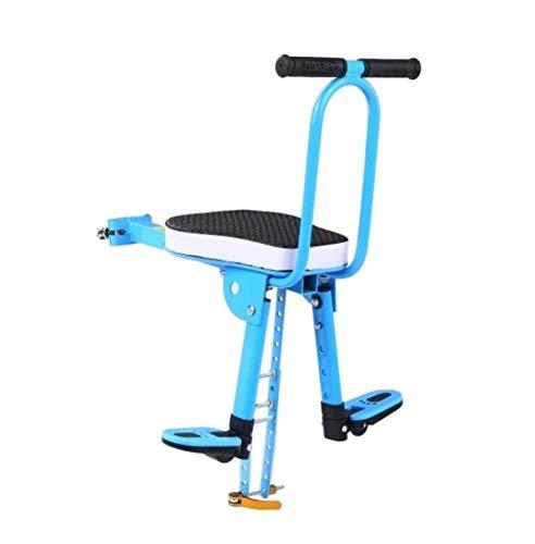 Kinderzitje voormontage kinderfiets zadel fiets voor kinderen zadel fiets voormontage kinderveiligheid voorzitzadel fietszadelkussen stoel voor Mount YSJ