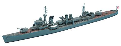 ハセガワ 1/700 ウォーターラインシリーズ 日本海軍 駆逐艦 霞 プラモデル 449