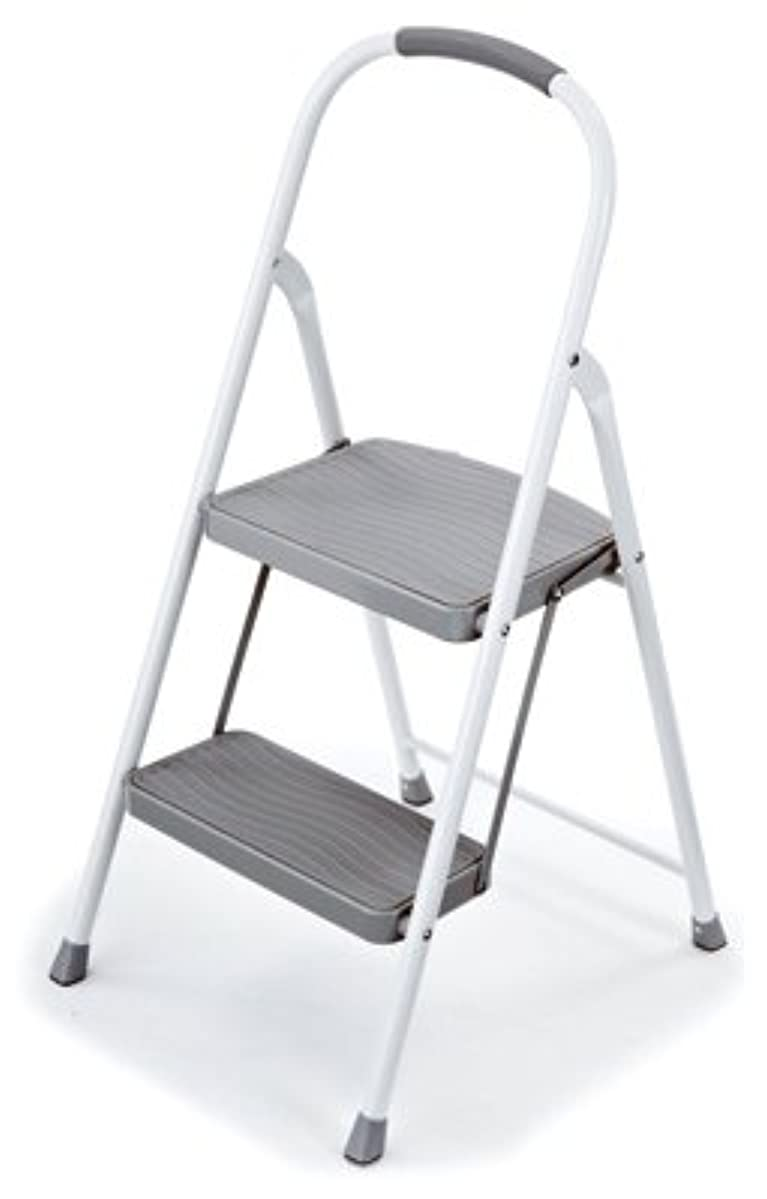 Rubbermaid RMS-2 2 Step, Steel Step Stool - Quantity 3