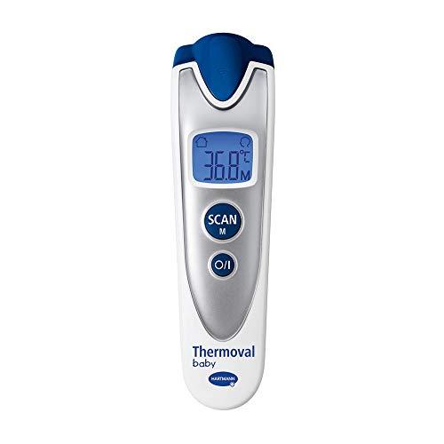 HARTMANN 9250911 Thermoval Baby Berührungslose Temperaturmessung