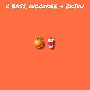 Orange Cream Soda (feat. Woo$kee & Zkivu)