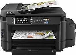 Epson L1455 Multi-function Color Printer(Black)