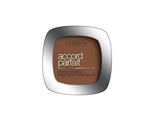 pas cher un bon L'Oréal Paris – Poudre fondante parfaitement assortie – Normale pour peaux mixtes – Couleur: Or foncé…
