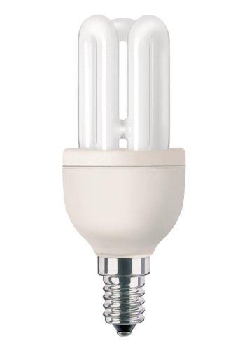 Philips 929689433308 Ampoule Fluo-compacte Stick - Culot E14 - 8 Watts consommés - Equivalence incandescence : 40W