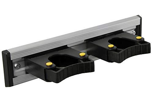 Toolflex-Stockhalter-Set für Wandmontage Durchmesser 15-20 mm