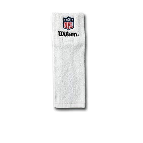 WILSON american football NFL field towel white