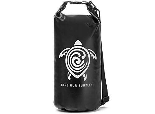GILI Waterproof Dry Bag, Roll Top Compression Sack Keeps Gear for Paddle Boarding, Kayaking, Beach, Boating and Hiking