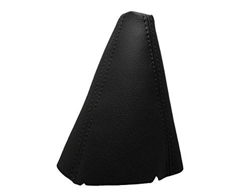 JPstraps - Funda Palanca de Cambios 100% Piel de Color Negro para T. Avensis (2003-2006)