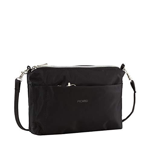 Picard Damen Switchbag Umhängetasche Schwarz (Schwarz)
