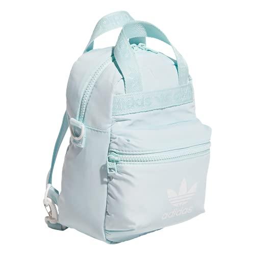 adidas Originals Mochila pequeña pequeña pequeña mochila de viaje unisex, Unisex, Mochila, 979042, Halo Mint, Talla única