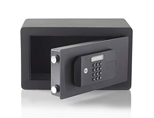 Yale YLEB/200/EB1 Hochsicherheits-Tresor für Laptop, Schwarz