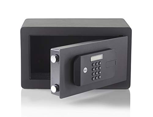 Yale YLEB/200/EB1 - Caja fuerte motorizada de alta seguridad, Laptop