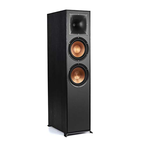 "Read About Klipsch Reference R-820F Floorstanding Speaker for Home Theater Systems with 8"" Dual Wo..."