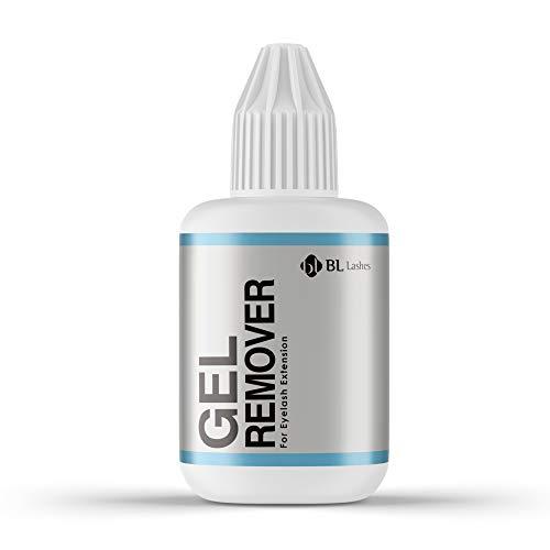 BL Blink Gel Remover 15ml   Eyelash Extension Remover Gel, 15ml   Quickly and easily removes eyelash extension glue from natural eyelashes   Eyelash extension supplies for lash removal