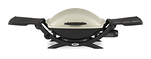 Weber 53060001 Q2000 Liquid Propane Grill,White  Eligible Featured for garden Gift Grills Guide: Home lawn Monthly patio Payments Products Propane Weber