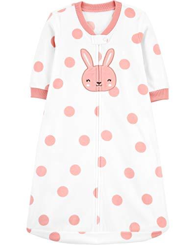 Carter's Unisex Baby Sleep Bag (0-3 Months, Bunny)