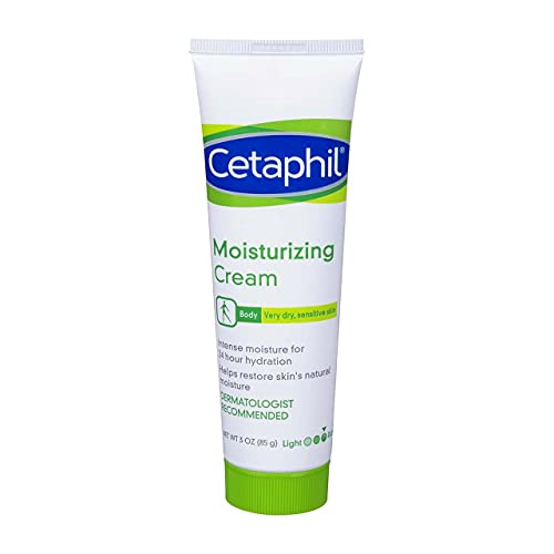 Cetaphil Moisturizing Cream for Dry Sensitve Skin Fragrance Free 90 ml (Cremes)