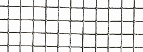 Grillage metal galva carré FENSANET 12 (12,7x12,7x0,8mm) 0,50x2,50m