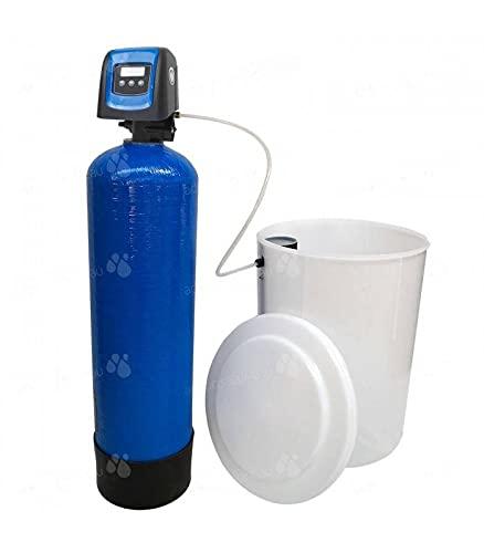 Suavizador de agua bidireccional, 30 l, fleck 5800 SXT