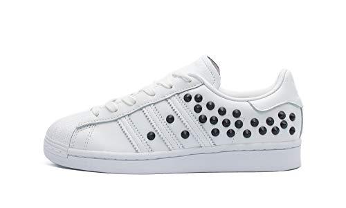adidas Superstar W (Blanco), color Blanco, talla 36 EU