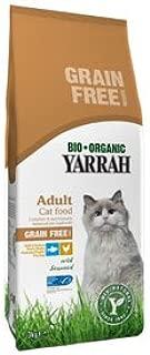yarrah bio gato Forro Gallina & pescado cereales libre 2 x 800 g ...