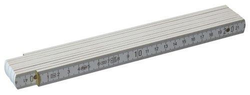 10 Stück Adga 250 Zollstock Meterstab