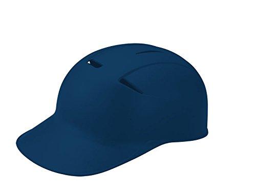 EASTON CCX Skull Cap Baseball Softball Helmet | Junior | S / M | Matte Navy | 2019 | Dual Density Impact Absorption Foam | High Impact Resistant ABS Shell | Moisture Wicking BioDRI liner
