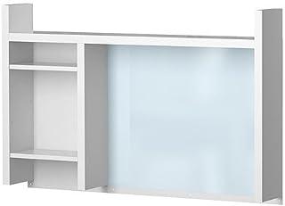 comprar comparacion Ikea MICKE - Unidad de Add-Alto, Blanco - 105x65 cm