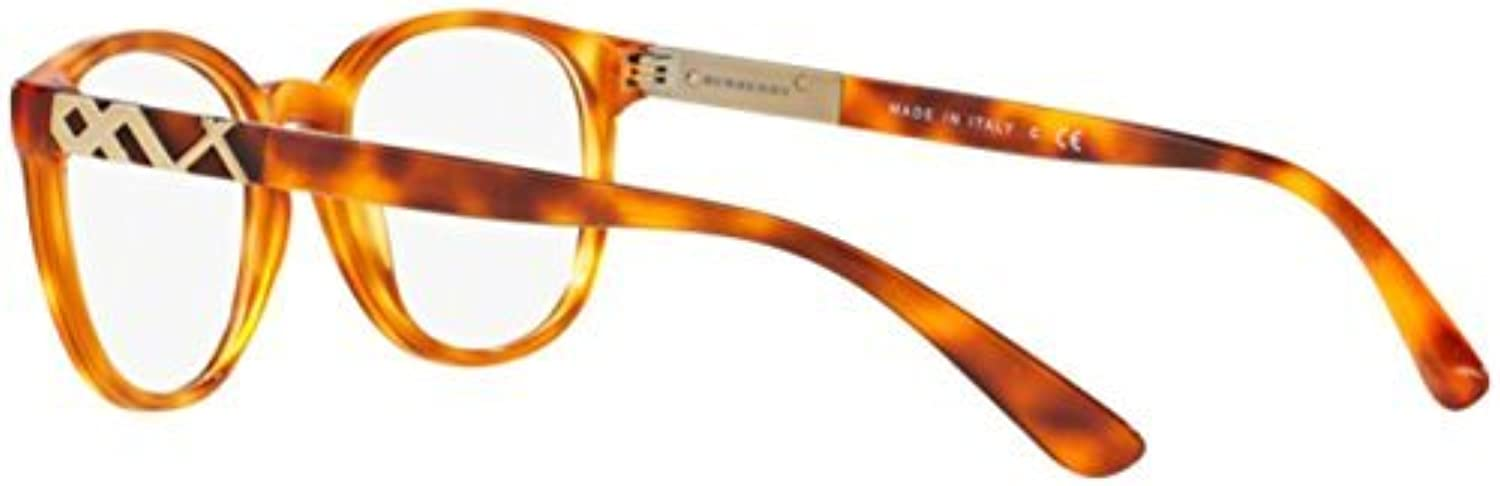 Burberry THE REGENT COLLECTION BE 2241 LIGHT HAVANA women Eyewear Frames