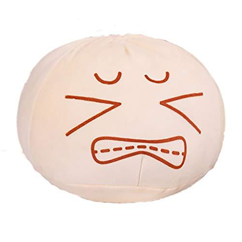 HSF Oreiller poupée Peluche endormi Petit Pain Fille Cadeau Oreillers décoratifs (Color : G, Size : 35 Cm)