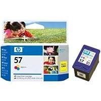 HP ヒューレット・パッカード インクカートリッジ 純正 【HP57 C6657A】 3色カラー 増量 ds-1293471